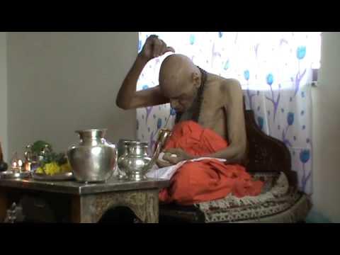 Dr.Shivakumar Swami ji Linga Puje - Part 1