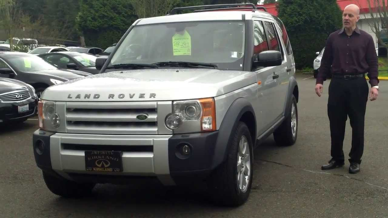 Review Why A 2005 Land Rover Lr3 Under 8000 Is Worth Really Long Look You