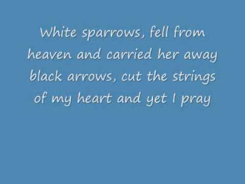 Billy Talent - White Sparrows Lyrics