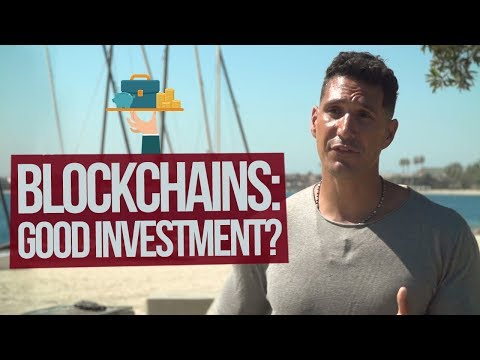 Blockchain and Cryptocurrency: Good Investment? (Bitcoin anyone?)