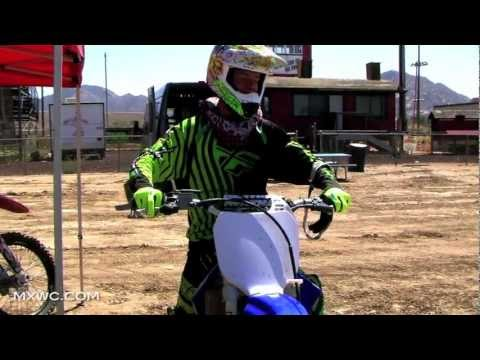 Yamaha YZ125 Two-Stroke Motocross - Long Live 2 Strokes with Brian Burns - MXWC