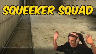 The Dank Squeakers - CSGO Competitive