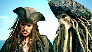 Kingdom Hearts 3: Pirates of the Caribbean All Cutscenes Movie