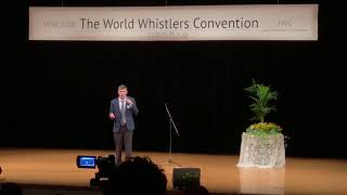 Believer Whistle Performance WWC2018   Mike Sheinin
