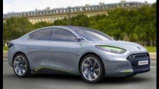 Renault Fluence ZE Concept Videos