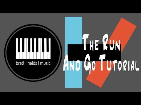 The Run and Go Piano Tutorial - Twenty|One|Pilots