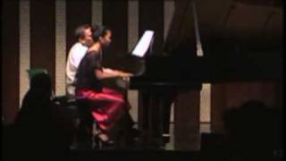Dvorak - Slavonic Dance no. 10 for Four-hands