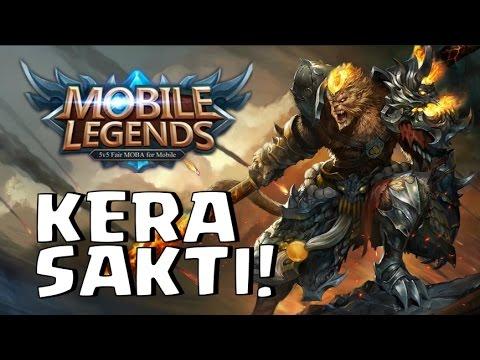 MENJADI KERA SAKTI! SUN GAMEPLAY• Mobile Legends Indonesia