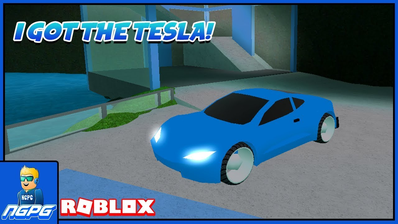 Getting The New 3 Million Fastest Car Fury Roblox Mad City New - Roblox Mad City Tesla Roadster Bux Ggaaa