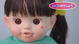 ぽぽちゃんママの1日 ~おけしょうしてあげるね!ぽぽちゃん編~ ハート アートメイク 新商品 おもちゃ popochan