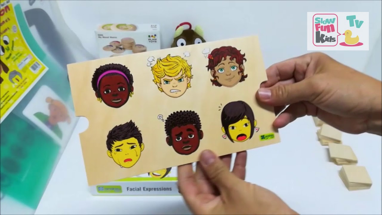 Propuestas De Material Para Trabajar Las Emociones Con Los Niños Parte 1