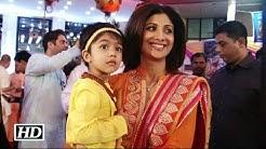 Shilpa Shetty Janmashtami Celebrations With Husband Raj