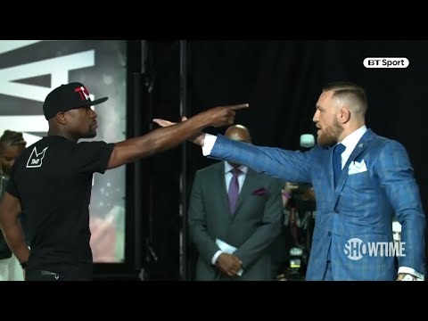 Thumbnail: Floyd Mayweather vs. Conor McGregor: The May-Mac Journey...