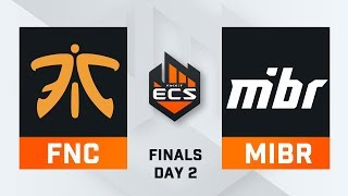 Fnatic vs MIBR - Map 1 - Vertigo (ECS Season 8 Finals - DAY2)
