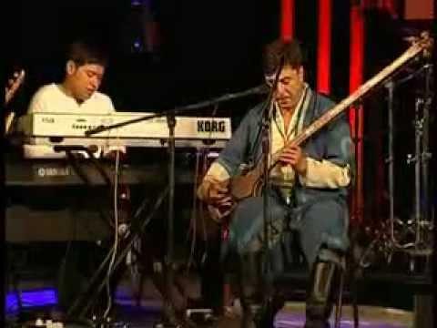 """Payvand"" group (Khujand, Tajikistan) at Dushanbe Jazz Festival 2010"