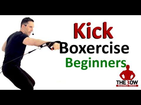 BOW Kick Boxercise For Beginners
