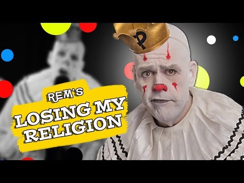 LOSING MY RELIGION - R.E.M. cover