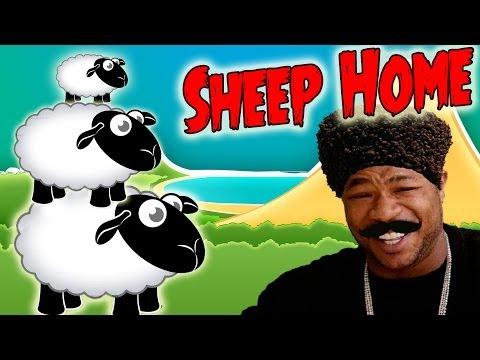 Игра Барашек Шон.(Shaun the sheep)