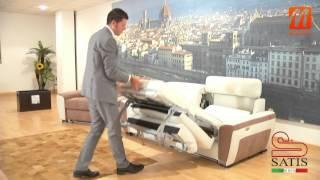 Диван-кровать ортопедический с механизмом седафлекс для ежедневного сна Киев купить, цена, недорого(, 2014-06-25T16:00:51.000Z)