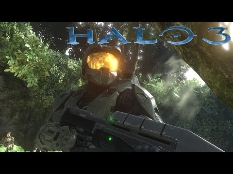 Halo 3 Campaign Funny Moments - Betrayals, Pelican Fun, and Simon The Retarded Elite!