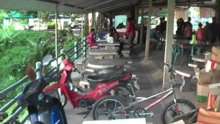 ТАЙЛАНД: Придорожное кафе в Тайланде Thailand