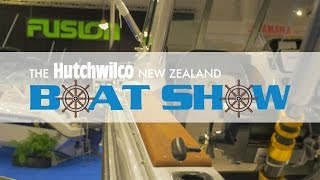 Hutchwilco New Zealand Boat Show 2015