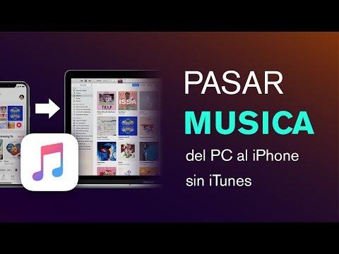 Cómo Pasar Música Del PC Al IPhone (con ITunes Y Sin ITunes)