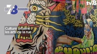 7/8 Dossier – Culture urbaine : les arts de la rue