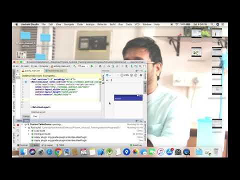 Video 01- RecyclerView and Adapter  Android Training Session  Nimap Infotech