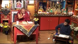 The Wheel Of Sharp Weapons with Geshe Ngawang Tenley - 10/23/13