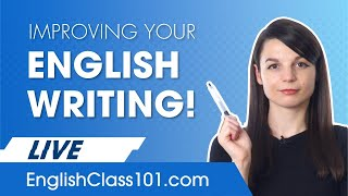 3 Tips to Improve Your English Writing!