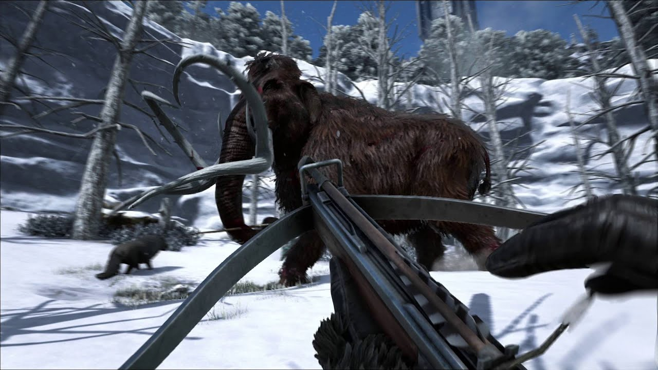 Ark: Survival Evolved is getting online and local split-screen on