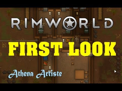 Rimworld - First Look- Let's Play