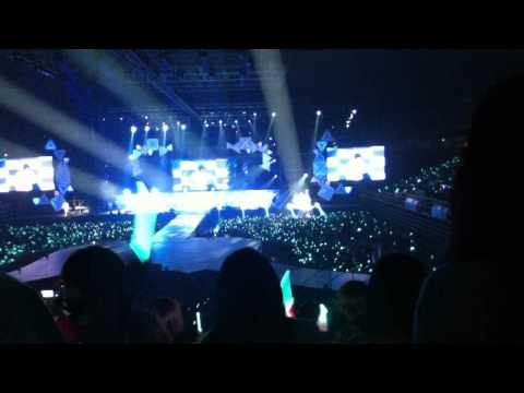 [110910 SHINee World Concert in Singapore] Obsession