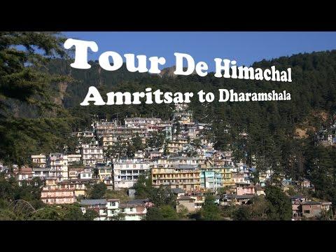 Tour De Himachal - EP01 - Amritsar to Dharamshala