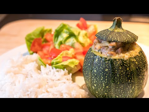 courgettes-rondes-farcies-🇬🇧🇫🇷🇪🇸-(stuffed-rounded-zucchini)---recipe-receta