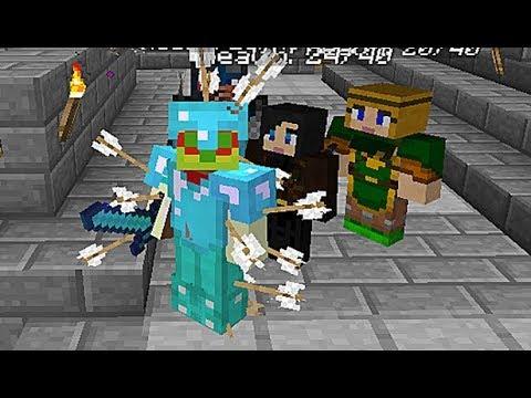 Minecraft Kale MOD SAVAŞ YARALARI BÖLÜM 12