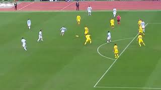 Lazio chievo 5 1 gol Bastos