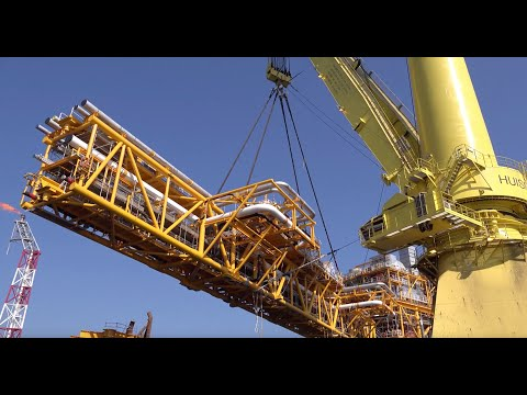 Oil And Gas, Film Leader . BOSIET Offshore director, cameraman, drone operator
