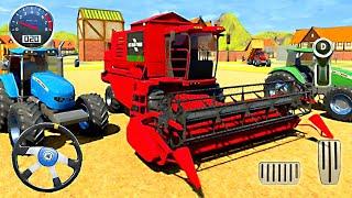 New Farming Tractor Simulator - Game Traktor Pertanian Nyata screenshot 5