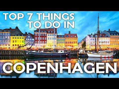 TOP 7 Things To Do in Copenhagen | Denmark