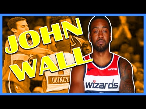 JOHN WALL CAREER FIGHT/ALTERCATION COMPILATION #DaleyChips