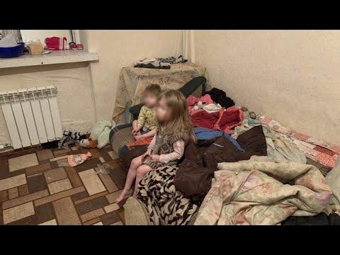 В Улан-Удэ голодных детей с обморожением изъяли из семьи