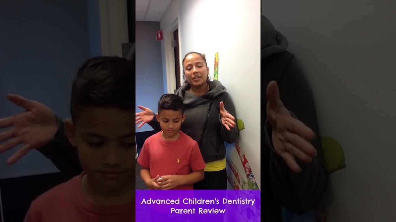 Advanced Children 39 S Dentistry Garden City Pediatric Dentist Parent Review Video
