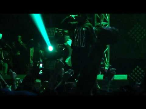 Skrillex San Francisco Takeover - A$AP Rocky - Angels live @ Bill Graham Civic Auditorium