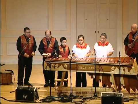 Marimba Linda Xelaju: Guatemalan Marimba Music from Maryland