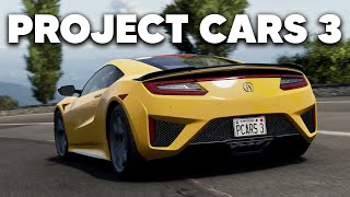 PROJECT CARS 3 Exclusive Gameplay & Info