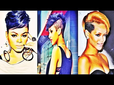 Trendy Short Black Haircut for African American Women 2017