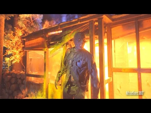 Thumbnail: NEW! The Walking Dead Attraction FULL Walk-through - Universal Studios Hollywood