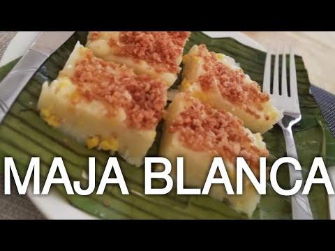 how-to-cook-maja-blanca||maja-blanca-recipe